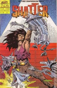 SHATTER #13, VF/NM,  First Comics, 1985 1988 more Indies in store