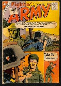 Fightin' Army #46 (1962)