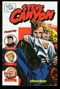 MILTON CANIFF'S STEVE CANYON: 1949 TRADE PAPERBACK-2004 VF/NM