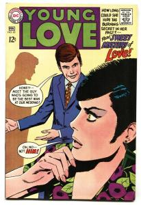 Young Love #65-SWEET MYSTERY OF LOVE-DC Romance VF