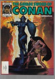 Savage Sword of Conan #109 (Marvel, 1985)