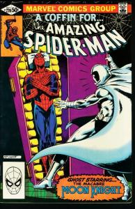 AMAZING SPIDER-MAN #220-1981-MARVEL VF