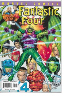 Fantastic Four   vol. 3   #44/473 VF/NM