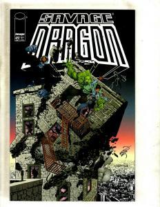 13 Comics Savage Dragon 49 50 51 52 Red Horizon 1 Marshal Law 1 2 +MORE JF4