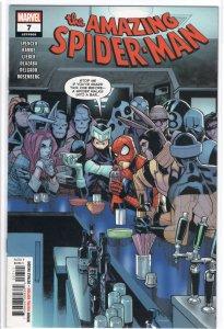 The Amazing Spider-Man #7 (2018) JW321