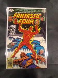 Fantastic Four #214 NM (1980)