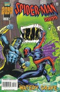 Spider-Man 2099 #44 FN; Marvel   save on shipping - details inside