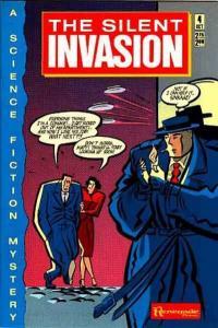 Silent Invasion (1986 series) #4, VF (Stock photo)