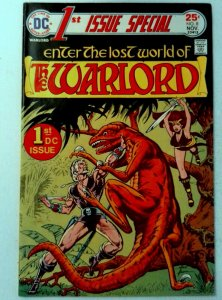 First Issue Special #8 DC 1975 VF- Key 1st Appearance Origin Warlord Comic Book