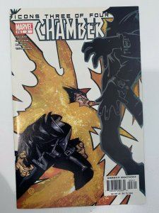 Chamber #3 Icons Part Three of Four (Marvel Comics) NM