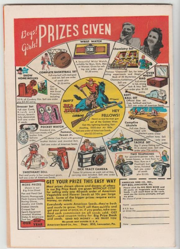 Real Western Hero #76 (Mar-49) NM- High-Grade Hopalong Cassidy, Monte Hale, T...