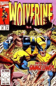 Wolverine (1988 series) #69, NM (Stock photo)