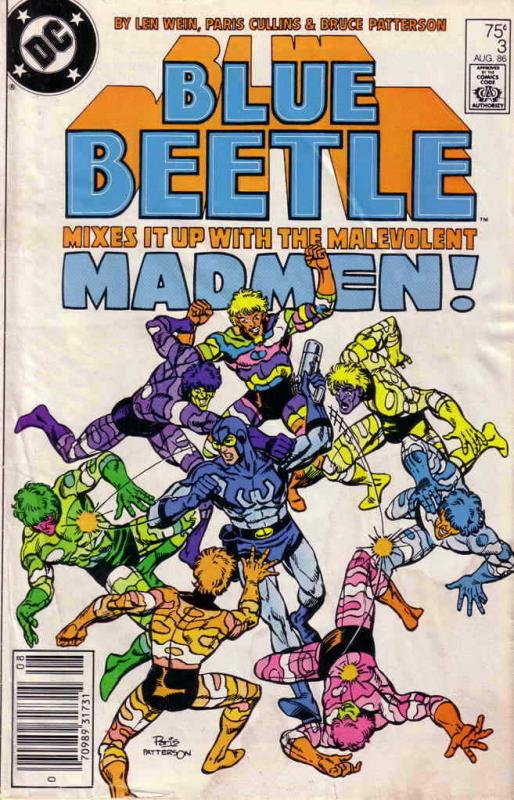 Blue Beetle (3rd Series) #3 VF/NM; DC | save on shipping - details inside