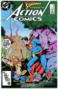 Action Comics 579 May 1986 NM- (9.2)