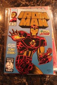 IRON MAN #290 (Marvel,1993) Condition NM+