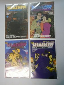 The Shadow set #1-4 6.0 FN (1986 DC Limited Series)