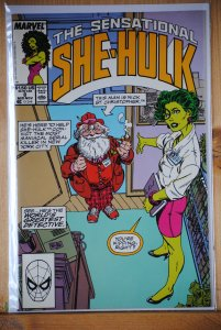 The Sensational She-Hulk #8 (1989)