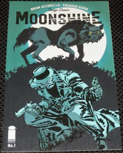Moonshine #1 (2018)