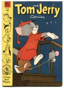 Tom and Jerry Comics #111 1953- Golden Age VG+