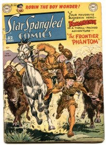 Star Spangled Comics #100 1950- Bat-Hound tryout issue VG-