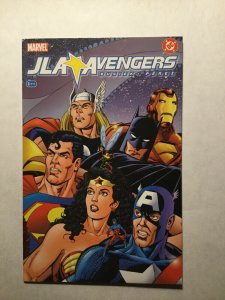 Justice League Of America/ Avengers 1 Near Mint Nm Marvel Dc Comics