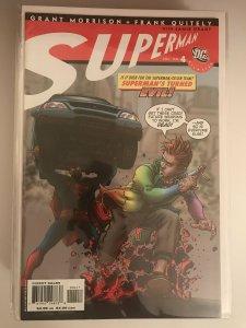 All Star Superman #4 (2006)VF5B42 Very Fine 8.0 VF