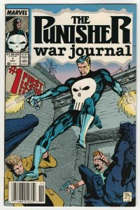 Punisher War Journal #1 | 1st Printing (Marvel, 1988) FN