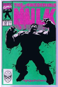 Incredible HULK #377, VF/NM, Dale Keown, Peter David, more Marvel in store