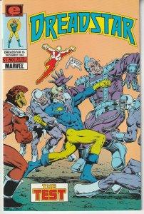 Dreadstar(Epic)# 16 Thanos creator Jim Starlin's Space Opera