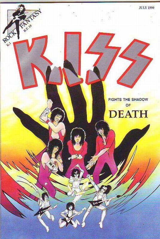 Rock Fantasy #10 (Jul-90) VF/NM High-Grade