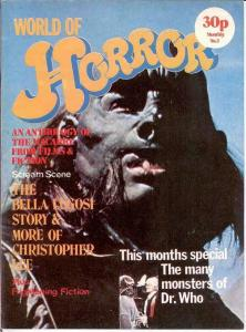 WORLD OF HORROR (1970S DALLRUTH)  3 VF