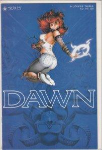 Dawn #3 (1995)