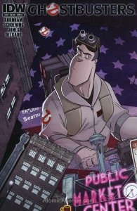 Ghostbusters (2nd Series) #12A FN; IDW | save on shipping - details inside