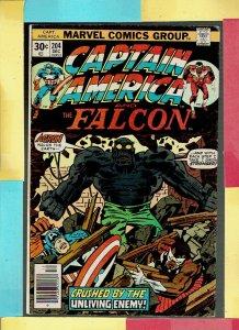 CAPTAIN AMERICA AND FALCON 204