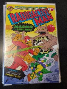 Radioactive Man #88 in Near Mint + condition. Bongo comics