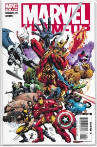 Marvel Team-Up (vol. 3, 2004) #25 FN/VF Kirkman/Kuhn, Hester cover, Dr. Strange
