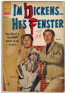 IM DICKENS HES FENSTER (1963 DELL) 1 GOOD John Astor