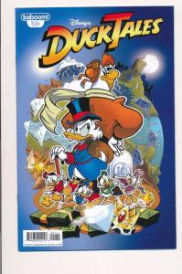 Disney's Duck Tales #1 Jonathan Gray Variant Cover B ~1st Print ~ NM (HX365)