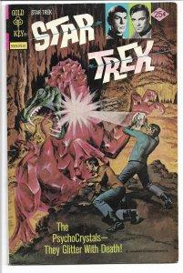 Star Trek #34 (1975) VG+