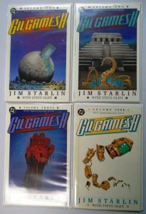 Gilgamesh II, Set:#1-4, 8.0/VF (1989)
