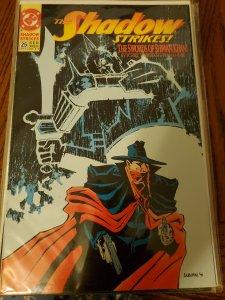 The Shadow Strikes #25 (1991)