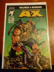The Man Called A-X #1 (1994)