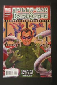 Spider-Man Doctor Octopus Negative Exposure #5 Apr 2004