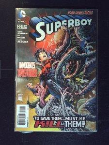 Superboy #22 (2013)