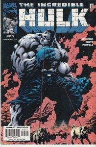 Incredible Hulk(vol. 3) # 23,26, 27,28,29,30