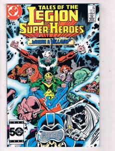 Tales Of The Legion Of Superheroes #327 VF/NM DC Comics Comic Book DE47 AD33