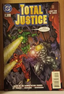 Total Justice #2 (1996)