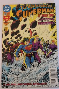 Adventures of Superman 508 9-4-nm
