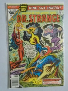 Dr. Strange Annual #1 5.0 VG FN (1976 2nd Series)