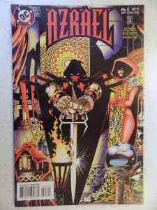 Azrael #3 (1995)